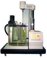 Automatic flash tester of petroleum products (Cleveland open cup method)
