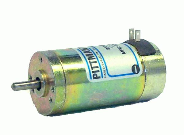 Pittman Servo Automation-Duty Brushless DC Motors