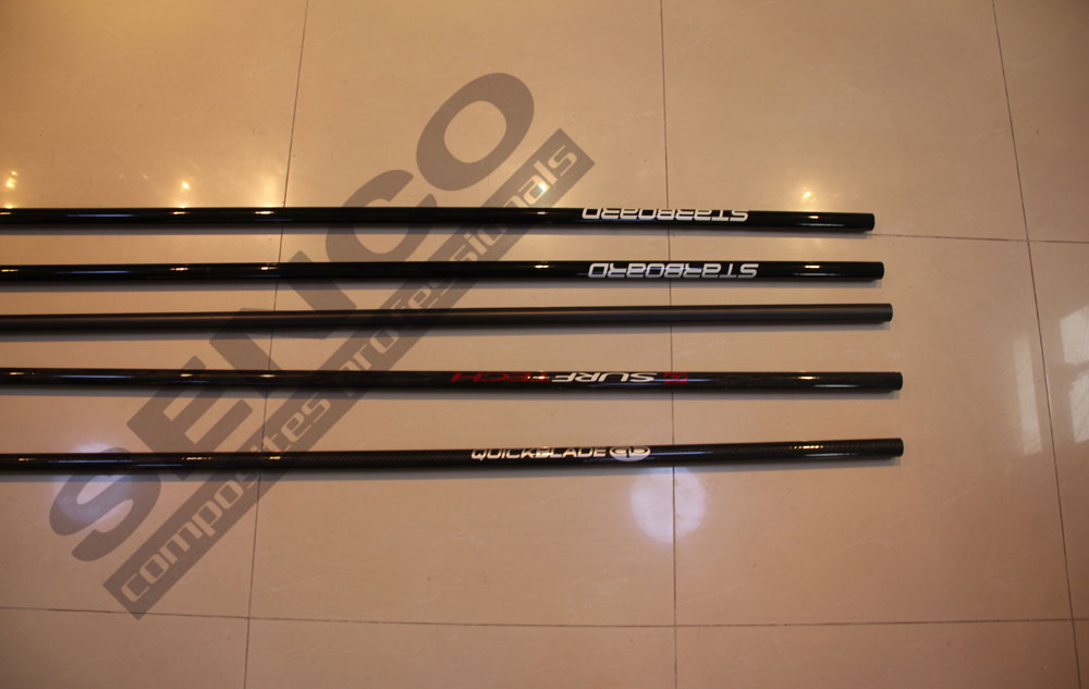 carbon fiber paddle shaft