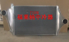 Freightliner truck enigne parts Intercooler