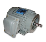 Teco-Westinghouse Three Phase ODP Motor
