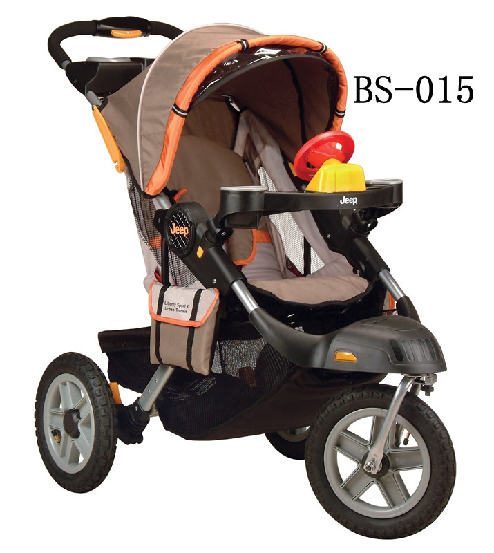 BS-015- Jeep Liberty Sport X All-Terrain Stroller