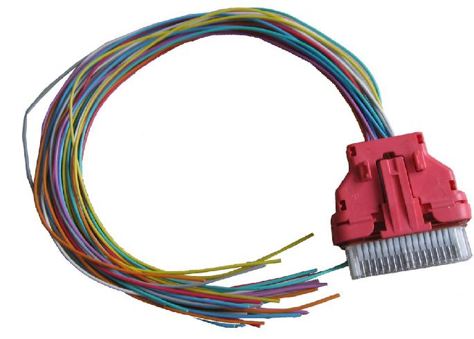 Home appliance wiring harness