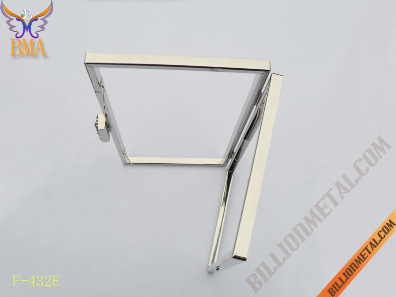 9 inch(219mm) Purse Frame for Evening Bag (F-432)