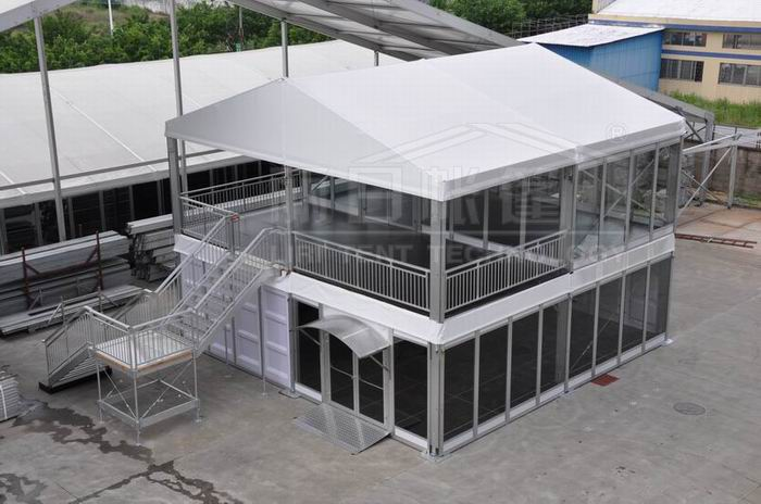 New Fashion Double Decker Tent