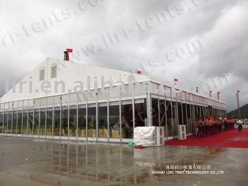 Liri 25x30m Outdoor Big Trade Show Tent