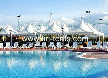 Garden Tent; Gazebo Tent; Pagoda Tent---decoration and shade to make your garden more beautiful and pleasing