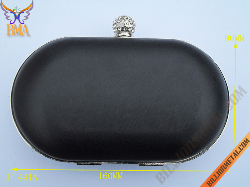 6 inch Handbag Clutch Box Frame(F-441)