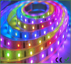RGB flexible LED strip lights