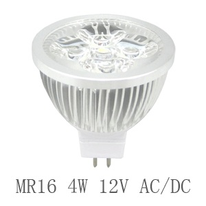 GU10/MR16 4*1W 4W Spot Light