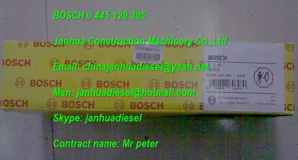 BOSCH common rail injector 0445120305/0 445 120 305/0445 120 305