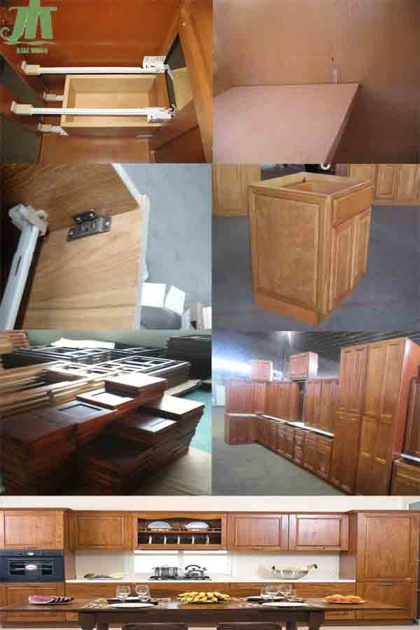 solid wood kitchen cabinets