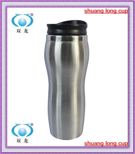 450 ml stainless steel insulated mugs for drinking SL-2426