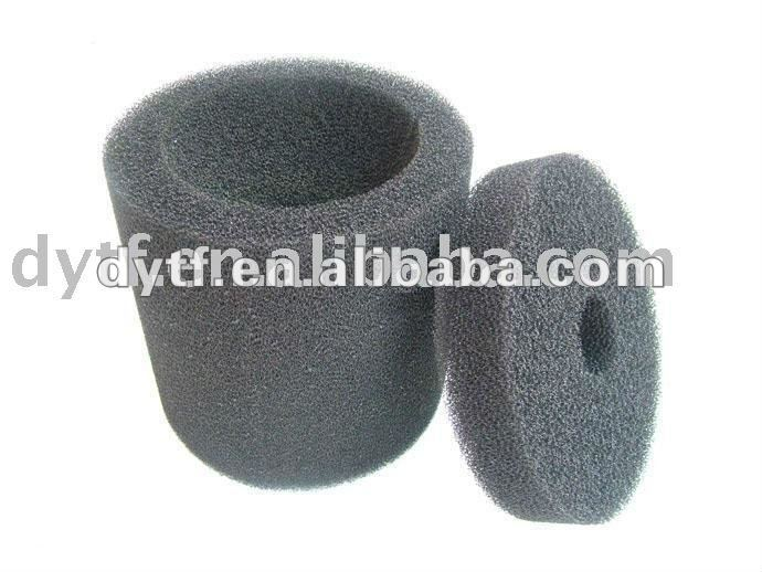 filter sponge for machines