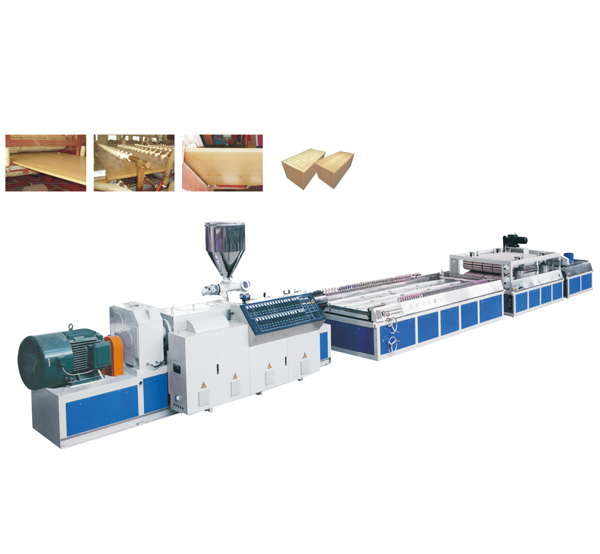 LSZ92/188 PVC windowsill board production line