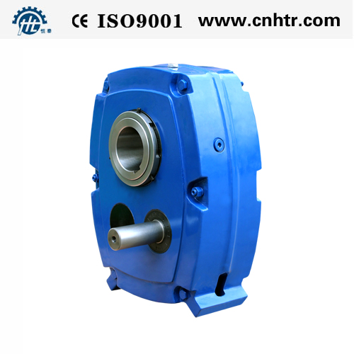HSMR-Shaft mounted gear motor reducer