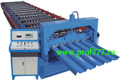 the roll forming machine Model  C18,С20,С21,HC35