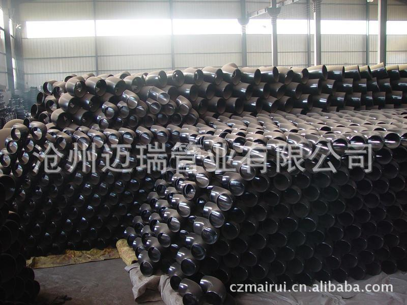 steel pipe fittings 10#/20#/A3/Q235A/20G/16Mn/ASTM A234/ASTM A403