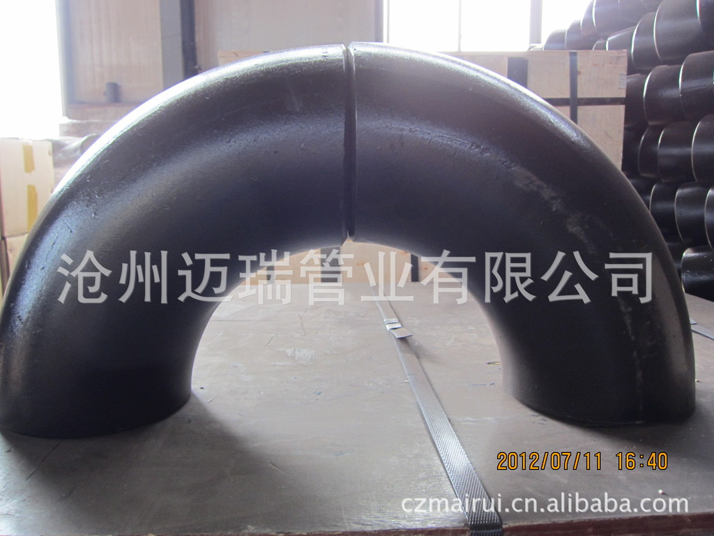 carbon steel pipe fittings,45 degree elbow