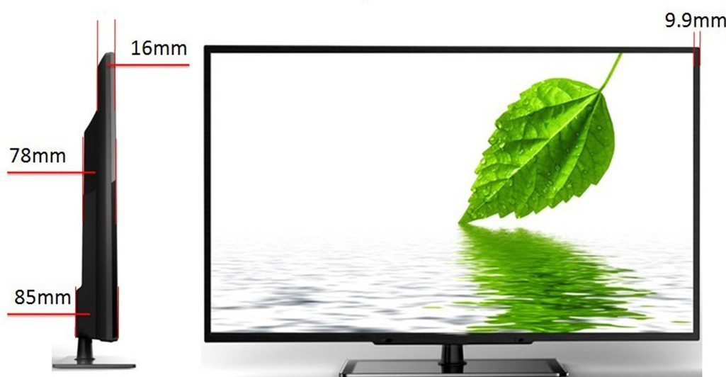 39 LED TV USD249.5