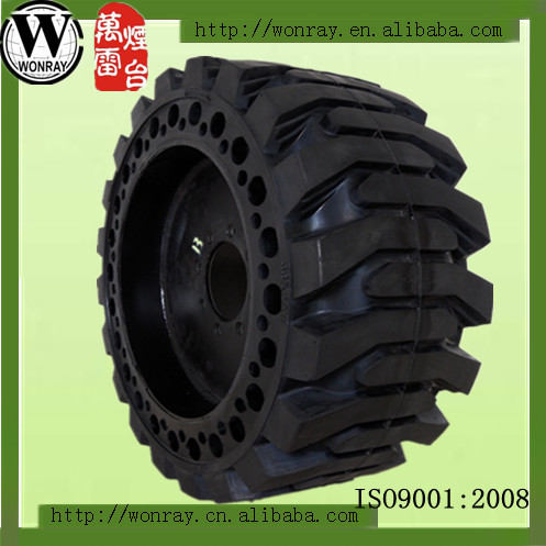 Solid Wheel Loader Tire