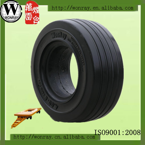 Tractore Trailer Solid Tires