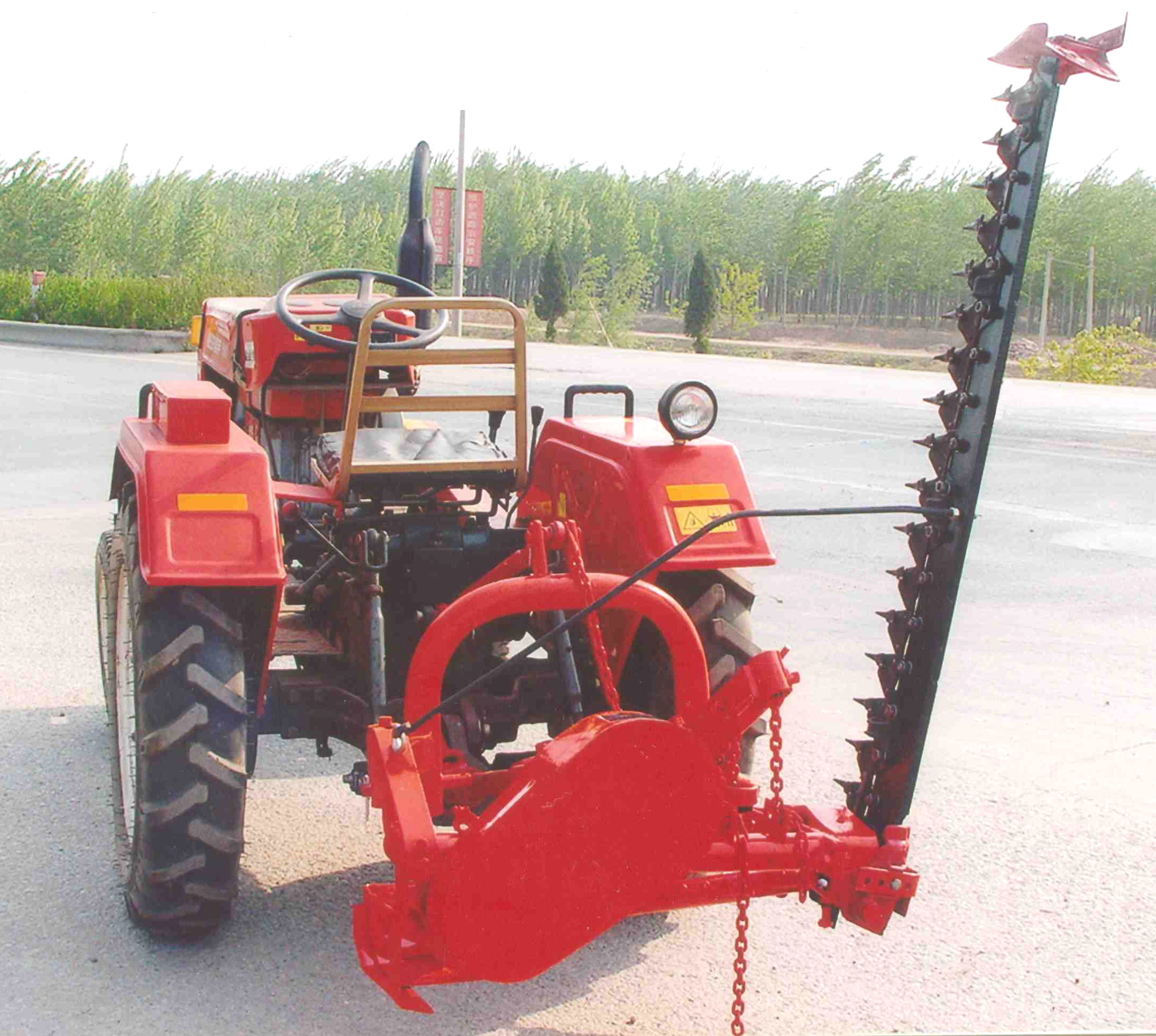 9G Series of mower