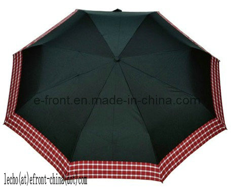 3 Folding Auto Open & Close Umbrella (MF-001)