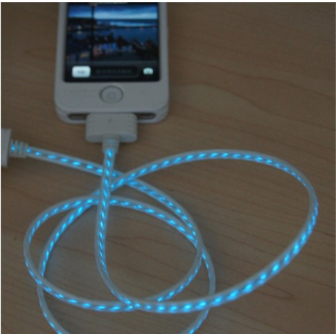 iphone5/ipad4 flashing USB cable