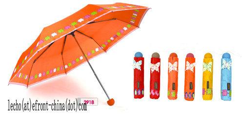 3 Folding Superlight Umbrella (LF-006B)