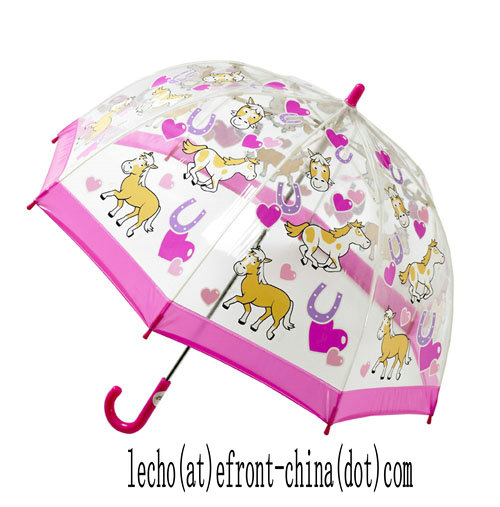 Pony PVC Umbrellas