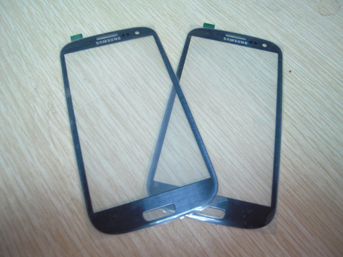 metal front cover lens for SAMSUNG Galaxy SⅢi9300