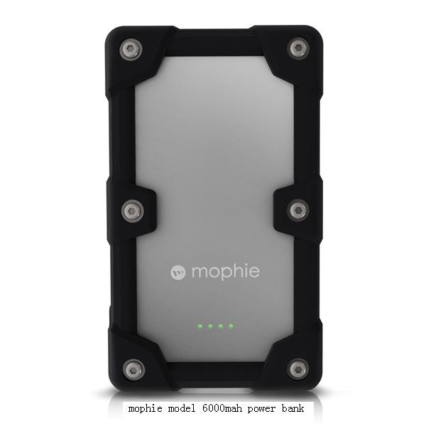 Mophie juice pack 6000mAh powerstation® PRO for smartphones & tablets