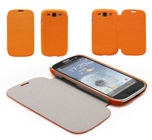 Flip case for S3/Samsung galaxy NOTE2