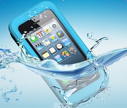 waterproof case for iphone 4/4s&5