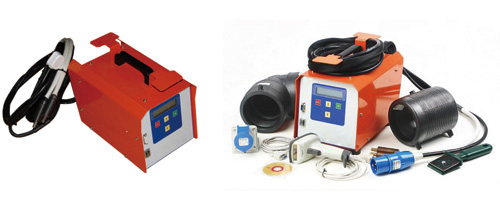 Welding machine for electrofusion pipe fittings IEFT-50