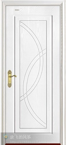 Luxury and Durable Solid wood door