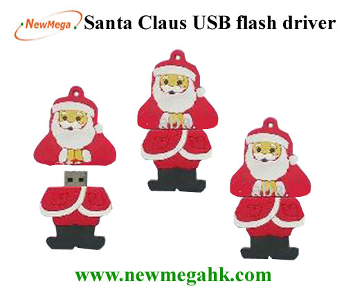 Colorful Key Shape USB Flash Driver