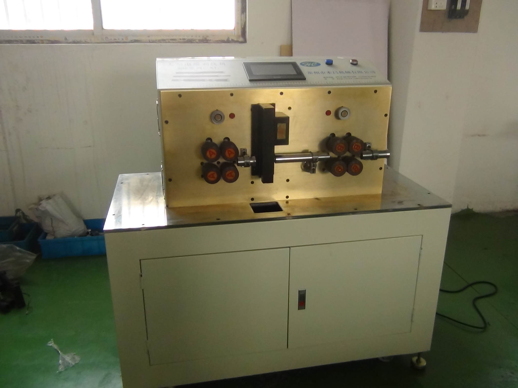 electric wire stripper Computer wire stripping machine/wire peeling machine/automatic wire peeler