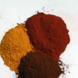 Transparent Iron Oxide Pigments
