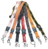 silk-screen print logo lanyard