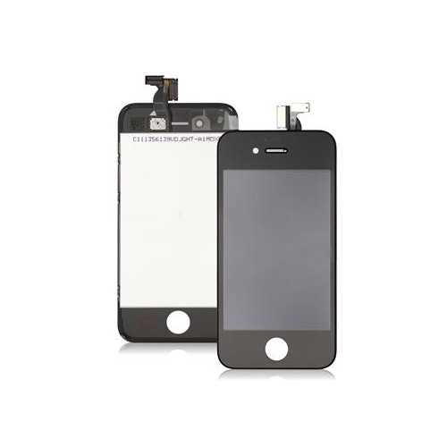 iPhone 4S LCD and Touch Screen Digitizer Assembly (Black)