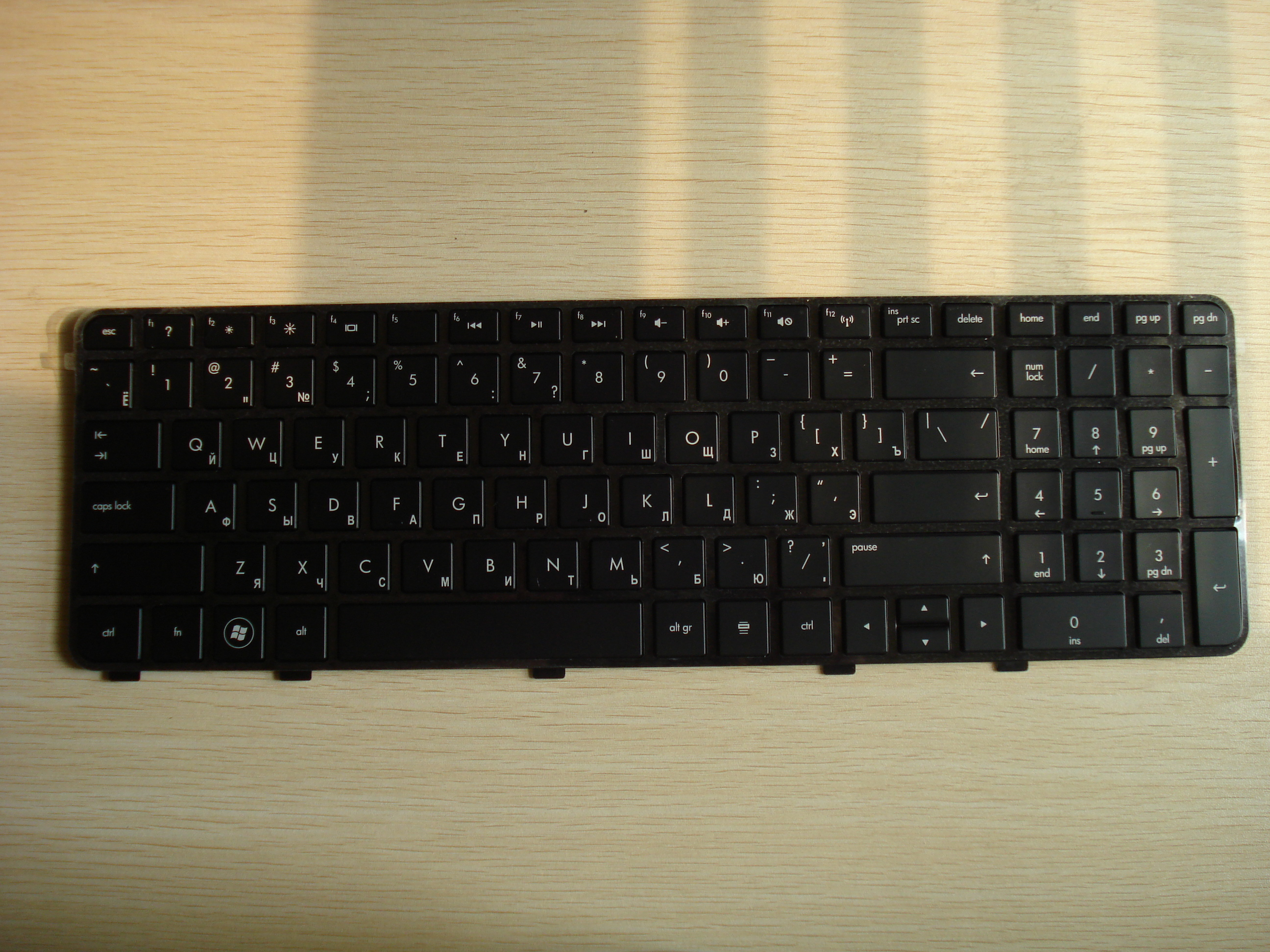 original new keyboard for HP DV6-6000 laptop RU/US/UK