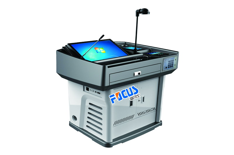 Focus K5 smart digital office and school lectern