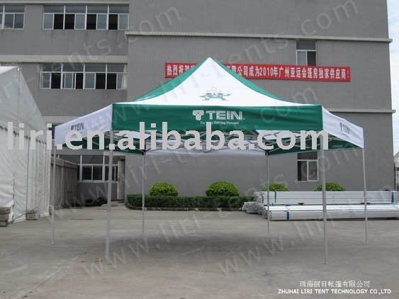 3m hexagonal folding tent