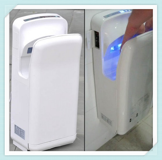 high speed dual jet hand drier