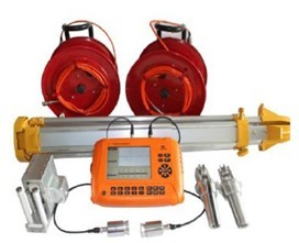 SKC71 Ultrasonic Cross-hole Automatic Pile Testing System