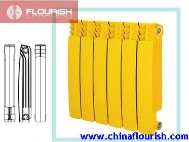Die-Casting Aluminum Radiator  ,Hot water Radiator ,