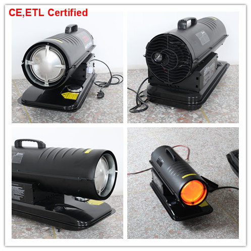 10L Kerosene/Diesel Heater with CE/ETL approval