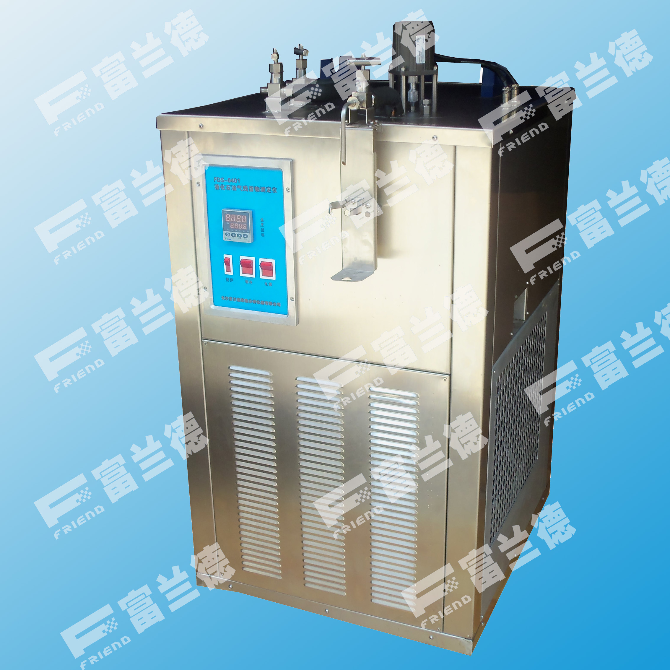 liquefied petroleum residues meter FDS-0401